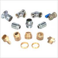 Precision Brass Sanitary Parts