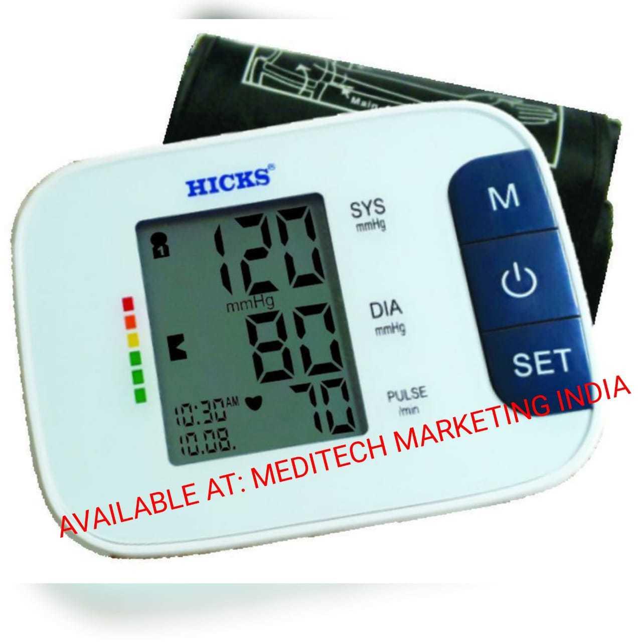 Hicks N810 Blood Pressure Monitor