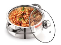 Stainless steel SERVE HOT 1500