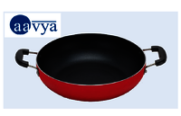 Non Stick Tapper Kadai without Lid
