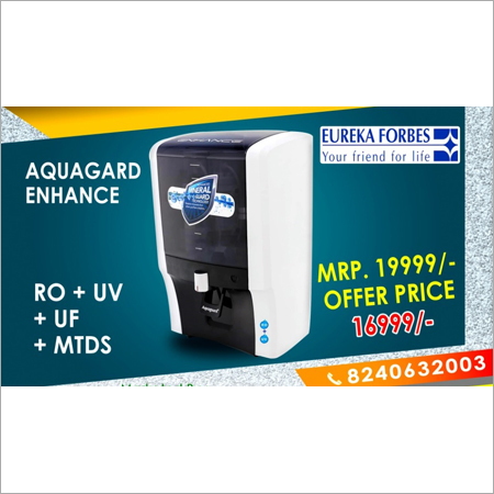 Aquagurd RO Water Purifier