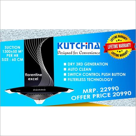 Kutchina Kitchen Chimney