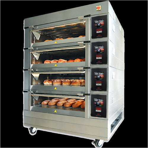 Semi Automatic Bakery Oven