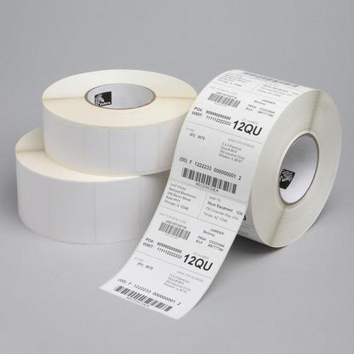Printed Thermal Barcode Label