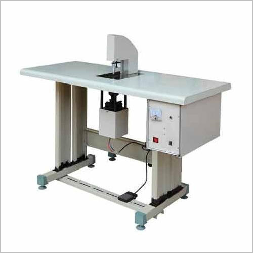 Semi-Automatic Ultrasonic Spot Welding Machine