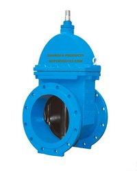 Manual gate valve