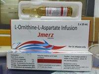 L-Ornithine L-Aspartate Infusion