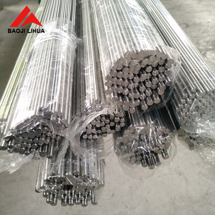 Titanium Gr2 Bars Astm B348 For Industry