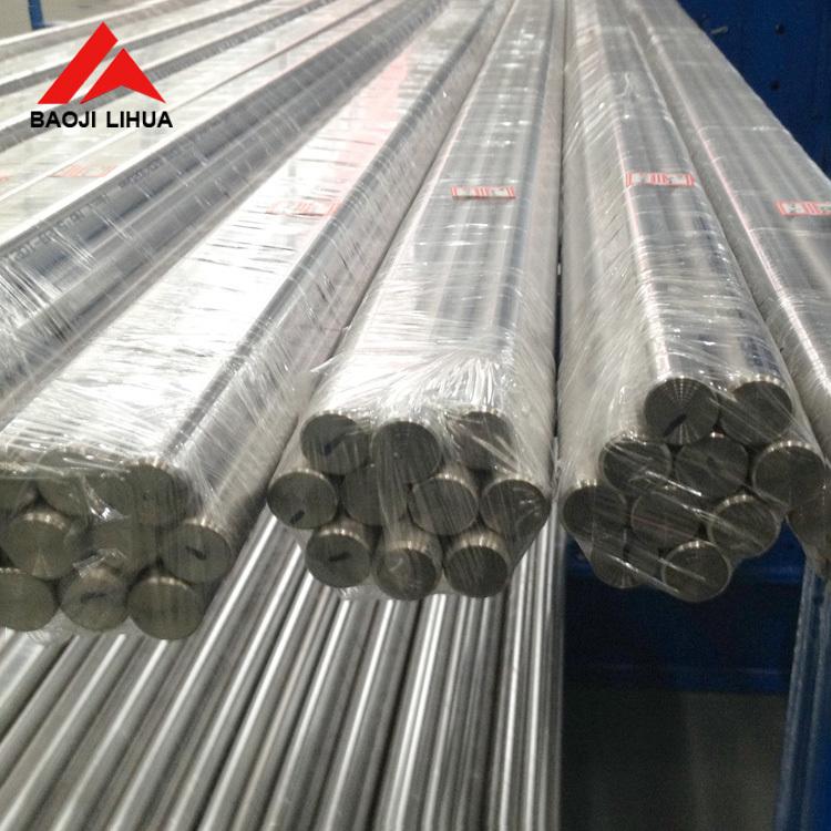 Titanium Gr9 Ti-3al-2.5v Round Bars For Industry