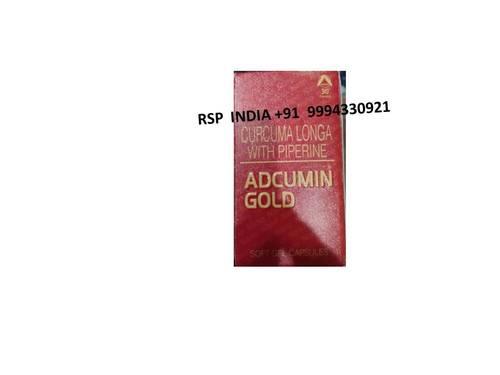 Adcumin Gold Soft Gel Capsule