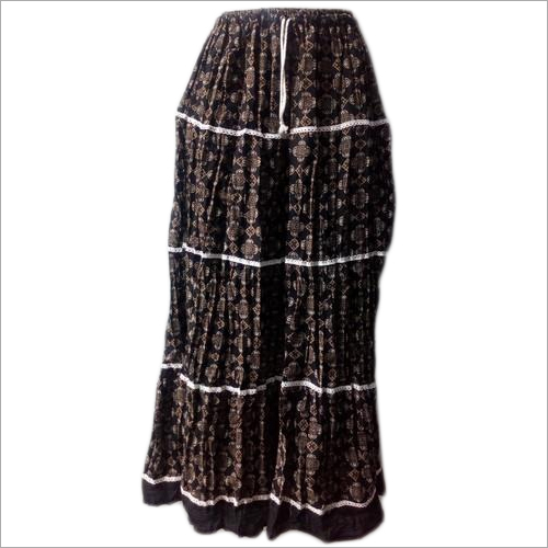 Ladies Cotton Skirts
