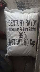 Sodium Sulphate Anhydrous Powder