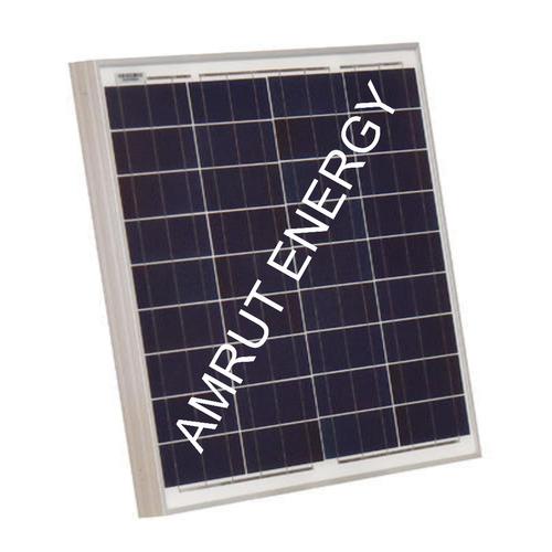Poly Crystalline 40 W Solar Panel