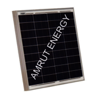 Poly Crystalline 40 W Solar Panel
