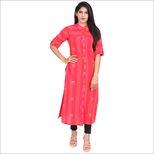Ladies Half Sleeve Kurti