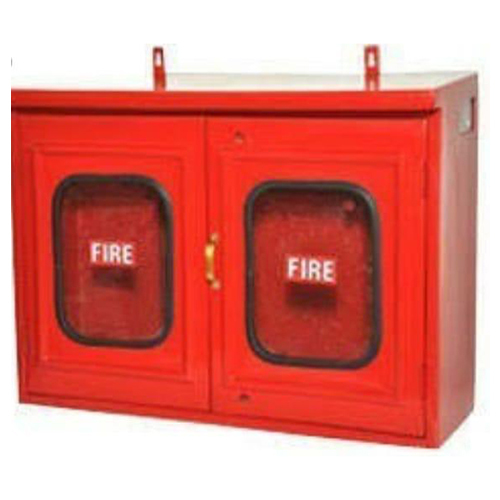 Double Door Hose Box