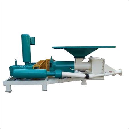 Pneumatic Cement Feeding Machine
