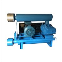 Manually 10-15 HP Water Cooled Roots Blower