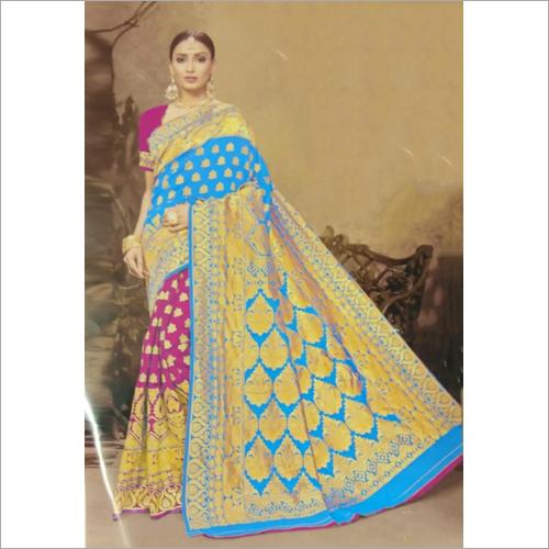 Ladies Opara Silk Sarees