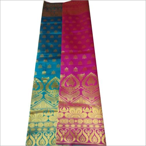 Ladies Opara Multicolor Silk Sarees