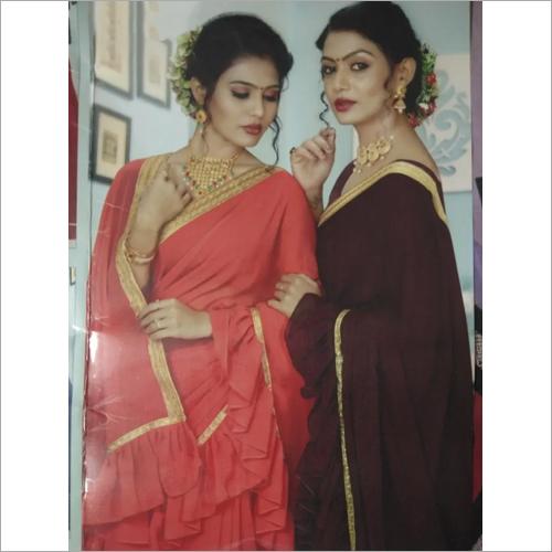 Ladies Kuchi Sarees