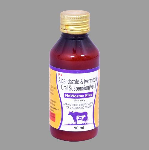 Albendazole & Ivermectin Oral Suspension  Vet