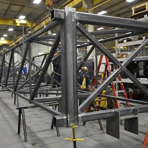 Heavy & Structural Fabrication Projects