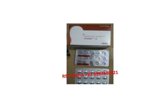 Cinabet 16 Tablets