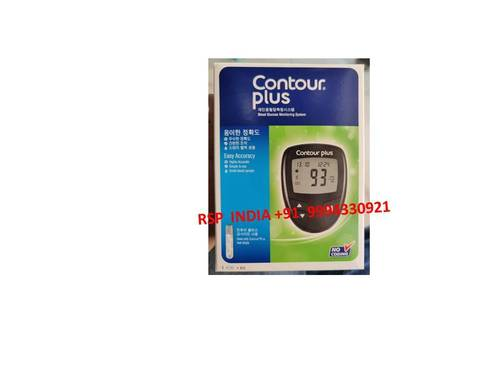 Contour Plus Blood Glucose Monitoring System