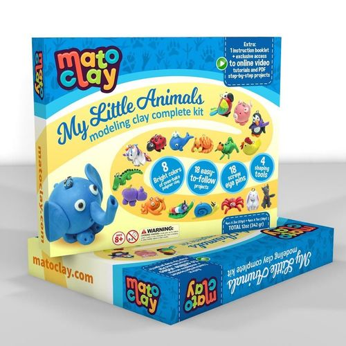 Offset Printed Children Toy Box