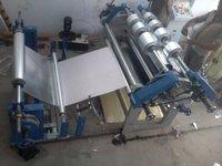 Aluminium Foil Slitting Rewinding Machine