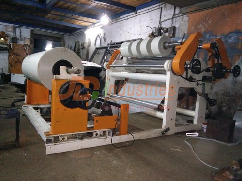 Milky White Film Slitting Rewinding Machine