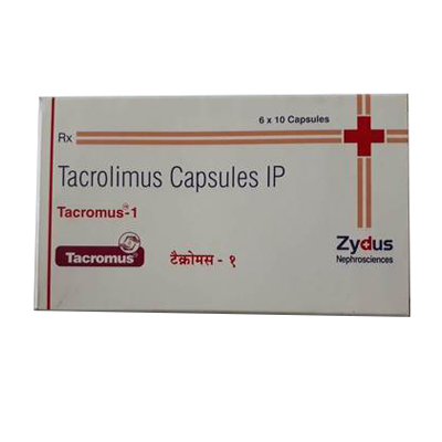1 mg Tacrolimus Capsule