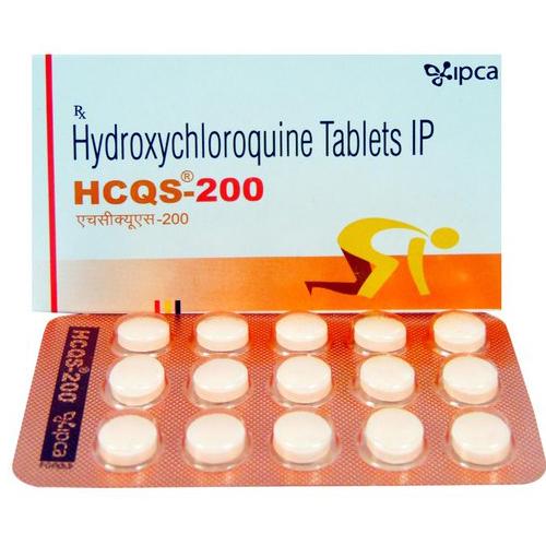 200 mg HCQS Tablet