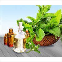 DE Mentholised - IP - EP - Peppermint Oil Blends