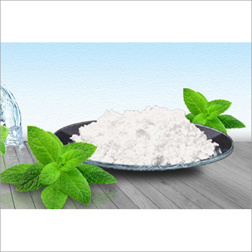 Natural Menthol Powder