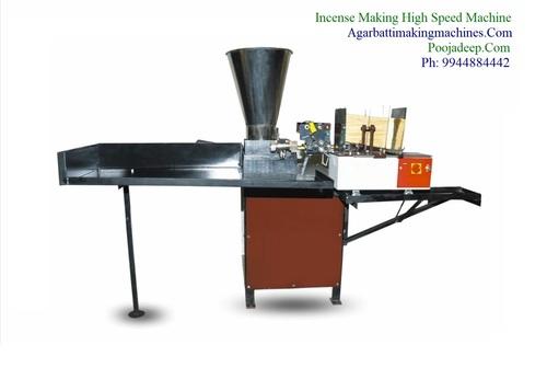 Agarbatti making high end model machine