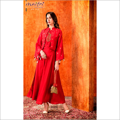 MTR 4329 Ladies Anarkali Suit