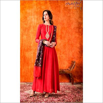 MTR 4331 Partywear Anarkali Suit