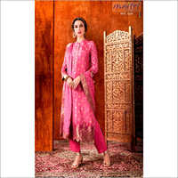 MTR 4208 Ladies Printed Pant Suit