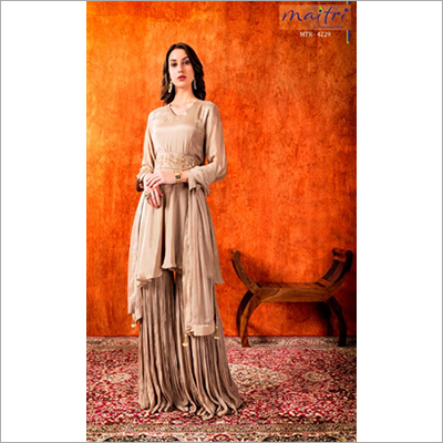 MTR 4229 Ladies Sharara Suit