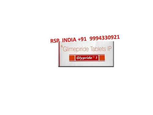 Glypride 1 Tablets