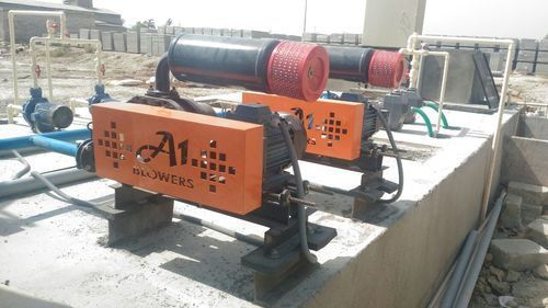 Industrial ETP Blowers