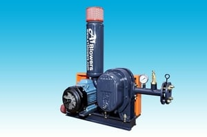 Air Blower For Cement Plant