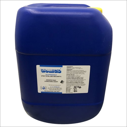 Silver Hydrogen Peroxide-Surface Disinfectant