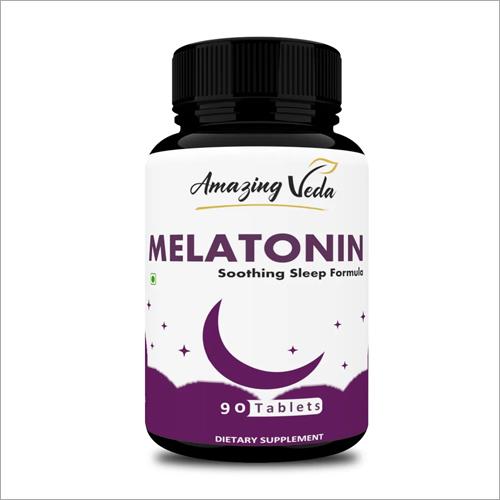 Melatonin Dietary Supplement Tablets