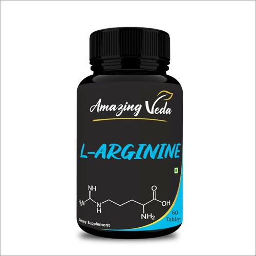 L-Arginine Dietary Supplement Tablets