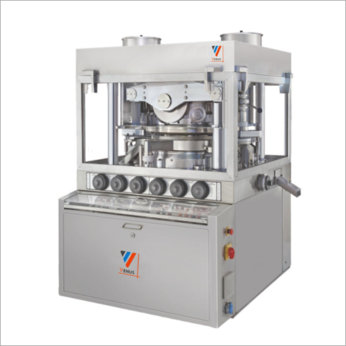 High Speed Double Side Rotary Tablet Press