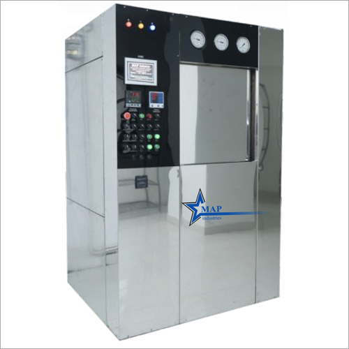 Sliding Door Compact Modal Rectangular Autoclave