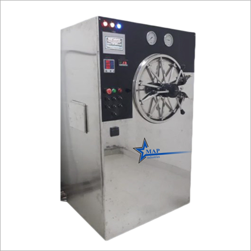 Cylindrical Compact Modal Autoclave